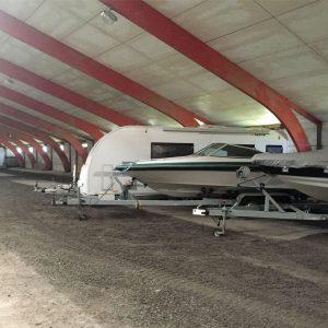 Opbevaring af Campingvogn, Båd eller Bil (6m)